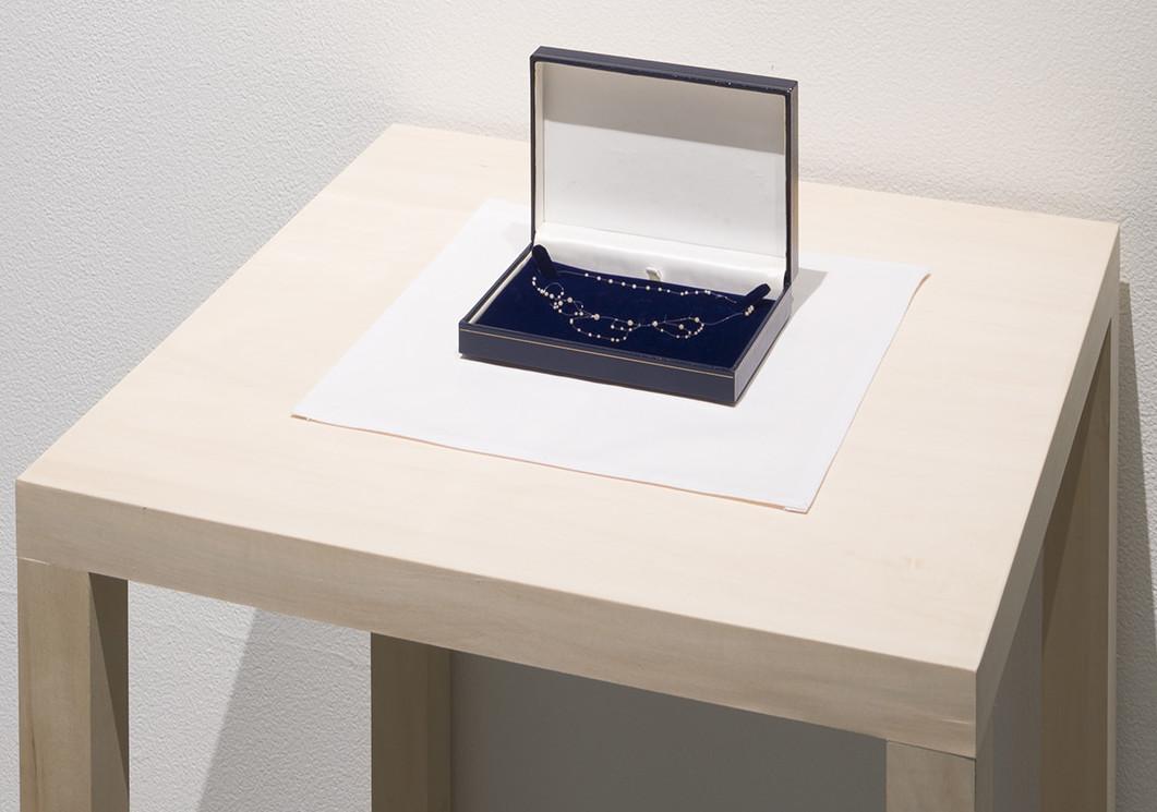 decorated 2013 ︱ deodorizer beads, jewelly box, lambda print ︱ dimensions variable